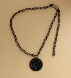 Chalk Pentagram